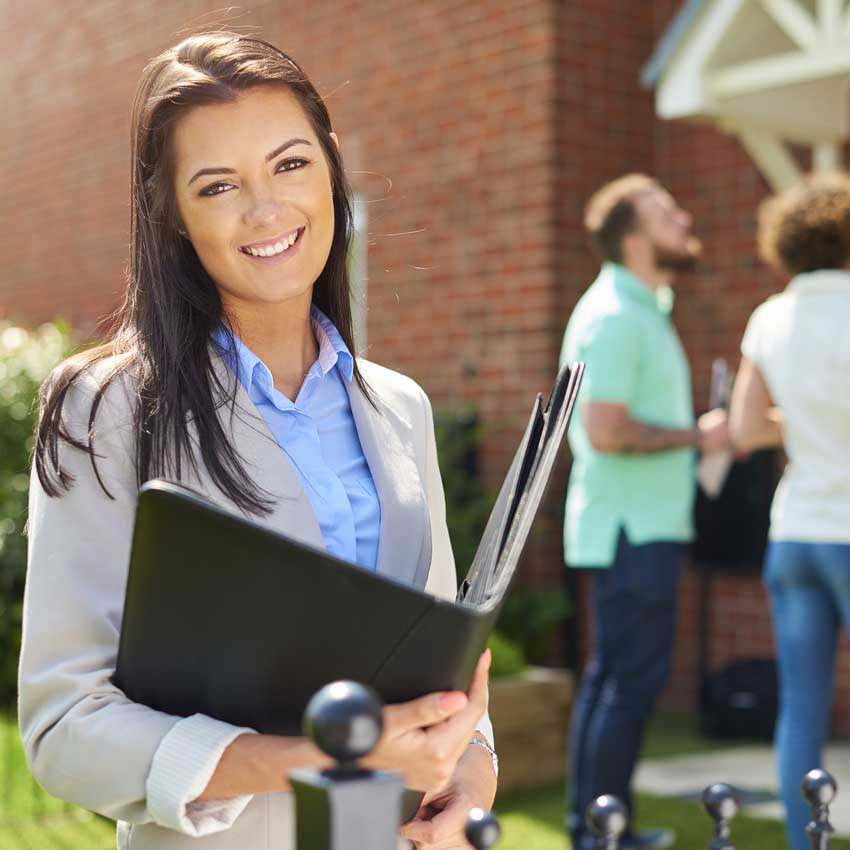 Sellers Inspection Real Estate Agent